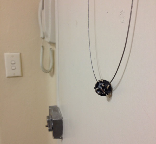 Negative/Positive sterling silver 3D printed necklace review