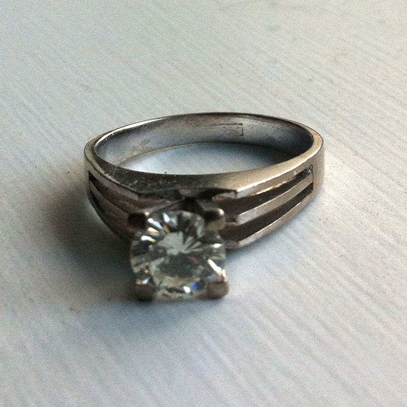 Remake your old engagement ring and jewellery