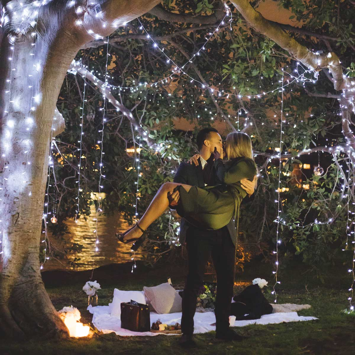 Proposal ideas for The Romantic. Image by Evoke Photography.
