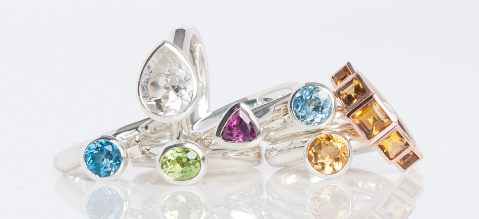 Unique jewellery and alternative engagement rings made in Sydney