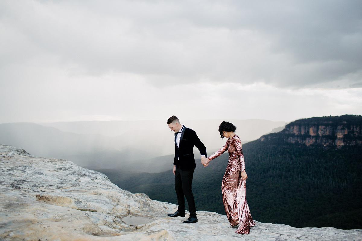 Elopement organised by Elopement Collective