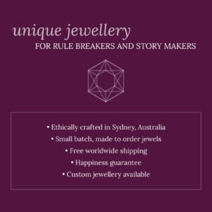 Why buy Fairina Cheng jewellery